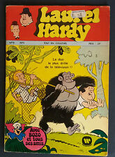 Laurel et Hardy N°8 Larry Harmon Williams France 1973 Bozo Clown