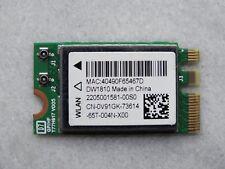 Genuine QUALCOMM Dell DW1810 Wireless WiFi Bluetooth NGFF M.2 Combo Card -W33