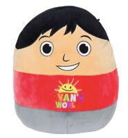 "Ryan's World 7"" Squishmallow Kellytoy Ryan Super Soft Plush Pillow Pet"