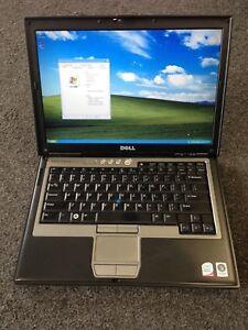 Windows XP Dell Latitude D620/D630 4Gb/120SSD RS232 Port 60 day *READ*
