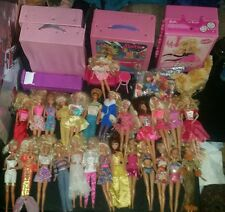 Huge Lot 26 Barbie1 Ken Mattel Dog Cases Clothes Accessories 60's - 90s one 2009