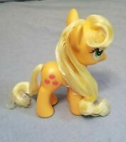 "AUTHENTIC My Little Pony MLP Applejack 6"" Fashion Style 2010 Rare HTF"