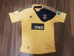 Benfica adidas 2010 2011 away football shirt football shirt Jesus P00586 XL