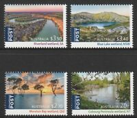 Australia 2021 : Ramsar Wetlands - Design set. Mint Never Hinged