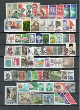 WORLDWIDE ASIA  SELECTION OF USED STAMPS   LOT (WW 61)