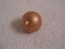 Copper balls 1 1/8 inch diameter 4 oz natural copper Michigan 2 balls per winner