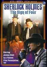 Brett/Hardwicke - Sherlock Holmes-Sign Of Four : NEW DVD