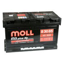 MOLL M3 plus K2 83085 12V 85Ah Autobatterie Startbatterie Batterie*NEU*