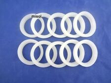 10 pcs white silicone sealing ring sealing loop for vacuum tube 58mm, for solar