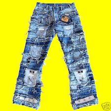 SEVEN STAR Masterpiece Biker Rocker Jeans W/G/L 28 29 30 31 32 33 34 35 36 38 40