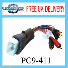 PC9-411 TOYOTA MR2 1994 - 2000 ISO STEREO HEAD UNIT HARNESS ADAPTOR WIRING LEAD