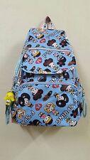 New Harajuku Lovers Small Shoulder backpack Canvas bag HL55