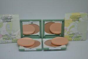 Clinique Stay Matte Sheer Pressed Powder oil-free BNIB 0.27oz/7.6g~choose shade~