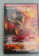 Xxx (Dvd, Widescreen) Vin Diesel