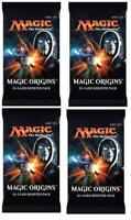 Magic The Gathering MTG Origins 4 x Booster Packs, Free Ship!