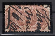 XX550/ BRITISH ORANGE FREE STATE – SG # F14 USED – CV 185 $