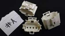 5 x 2G7 PL-S/E 4 Pin Lamp Light Holder with snap fixing CFL 451LR #A