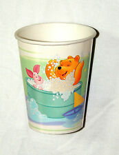 WINNIE THE POOH NEW BEGINNINGS S  8- PAPER CUPS 9 FL. OZ. -  , PARTY SUPPLIES