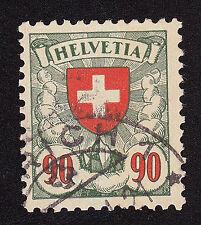 Schweiz Mi.Nr. 194 y gestempelt Mi.Wert 100€ (1338)