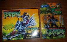 TMNT Teenage Mutant Ninja Turtles 2003 Foot Soldier Razorjet Razor Jet New