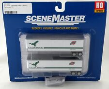 HO Scale 40' Trailmobile Trailers (2 Pack) - C&NW - Walthers #949-2503