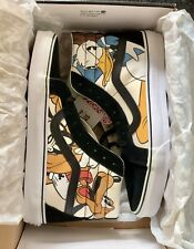 Vans X Disney Mickey and Friends Sk8-Hi 10.5