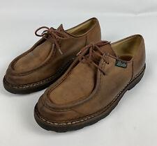 Paraboot Marche Michael Camel Tan loafer shoes UK 8 EU 42
