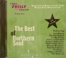 THE BEST OF NORTHERN SOUL - Volume #1 - 20 VA Tracks