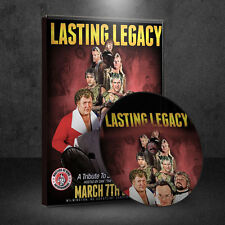 Lasting Legacy: A Tribute to Jim Cornette DVD - Rock N' Roll Express & more!