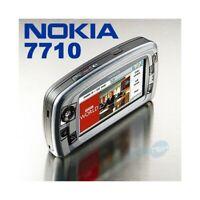 TELEFONO CELLULARE NOKIA 7710 PALMARE SMARTPHONE TOUCH GPS NAVIGATORE-