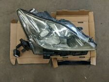 2009-10 LEXUS IS250 IS350 ISF HEADLIGHT ASSEMBLY OEM PASSENGER SIDE RIGHT