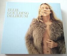 ELLIE GOULDING - DELIRIUM (DIGIPACK – DELUXE EDITION) CD ALBUM 2015 OTTIMO POP!!
