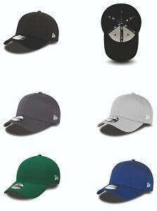 New Era 39Thirty Cap - BLANK - versch. Farben - Flexfitcap - Basecap