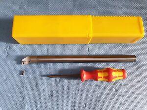 Sandvik Coroturn 107 E12Q-SCLCR 06-R Vhm Vollhartmetal