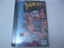 Power Factory new factory sealed Sega CD