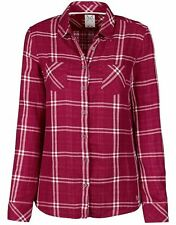 Checked Waist Blouses for Women