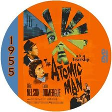 "The Atomic Man (1955) Classic Sci-fi and Horror CULT ""B"" NR Movie DVD"