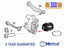 BMW X5 E53 E39 E60 E61 REAR LOWER BALL JOINT ROSE BUSH MEYLE 33326767748 A631