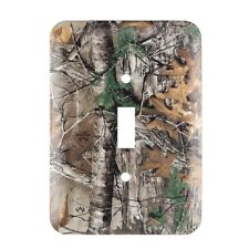 Realtree Camo Switch Plate