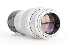 :Leica Leitz Hektor 13.5cm 135mm f4.5 Screw LTM L39 Mount Lens - Haze