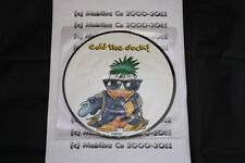 "Edd The Duck - Awesome Dood! - 7"" Picture Disc 1990 (EDD001) Dude Single Vinyl"