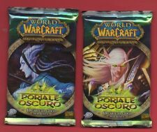 WOW WORLD of WARCRAFT - ATTRAVERSO IL PORTALE OSCURO - ITA 1 BOOSTER PACK