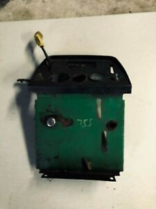 john deere 755 855 955 instrument tower with fuel gauge key