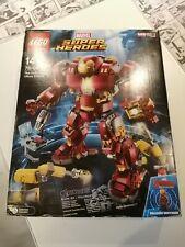Lego marvel superheroes the hulkbuster 76105