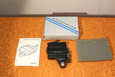 Hasselblad Quick Coupling S 45144  with bubble spirit level MINT