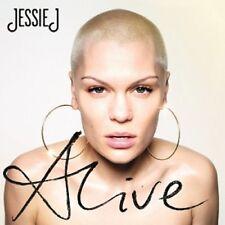 JESSIE J - ALIVE  CD  13 TRACKS INTERNATIONAL POP  NEU