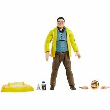 Jurassic Park Dennis Nedry 6-Inch Amber Collection Action Figure - In Stock