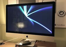 Apple iMac 4GHz i7 Retina 5K, 27-inch, Late 2015 1TB SSD 24GB RAM, OS X 10.12.5