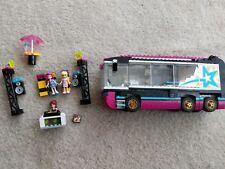 LEGOS FRIENDS POP STAR TOUR BUS