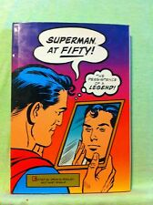 Superman at Fifty! by Gary Engle and Dennis Dooley (1987)
